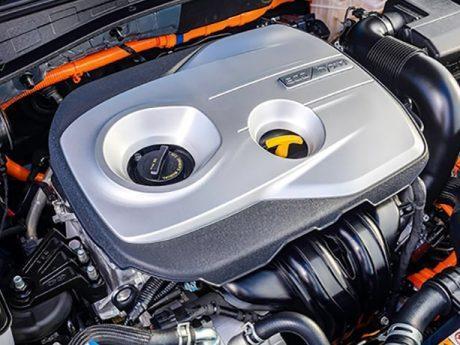 موتور کیا اپتیما هیبریدی 2018