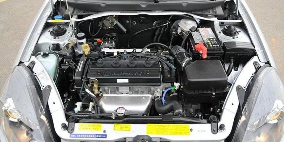 ویژگی های موتوری لیفان 520 i