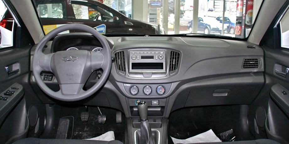 نمای داشبورد و طراحی داخل خودروی MVM 550