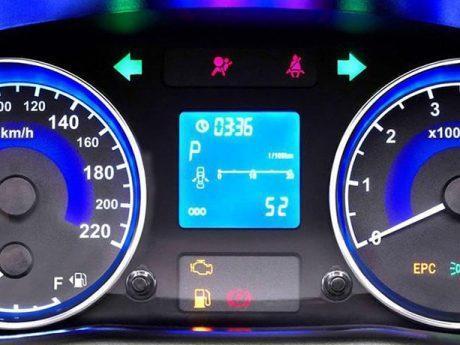 تصویری از پشت فرمان خودروی چری 550