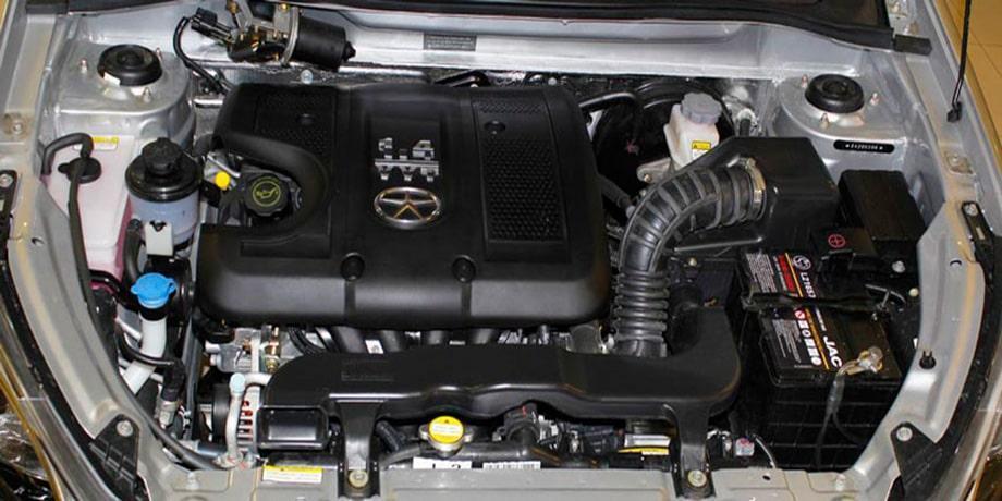 ویژگی های فنی و موتوری جک J3