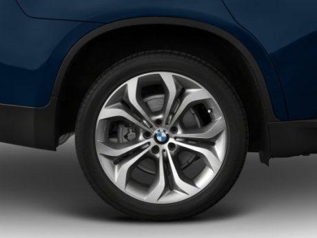 سیستم تعلیق bmw X6 xDrive50i مدل 2013