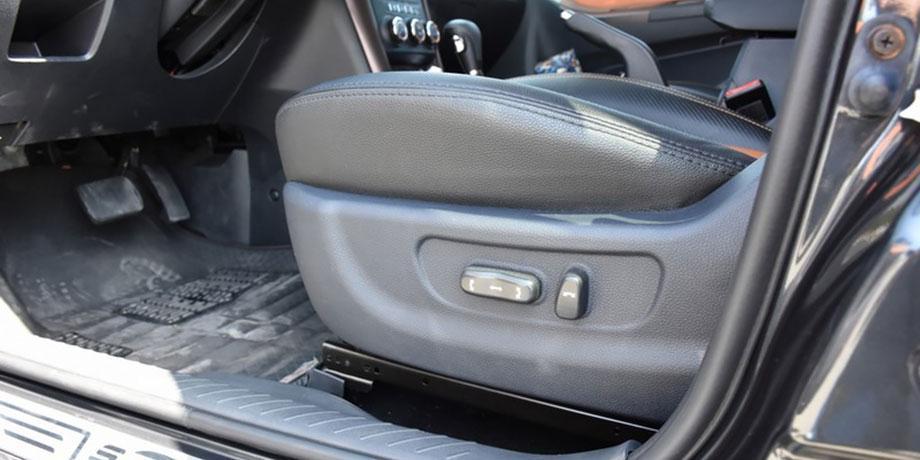 صندلی برقی راننده هایما s7 توربو
