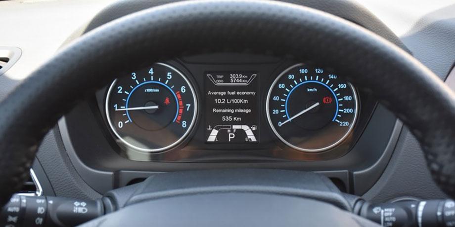 تجربه رانندگی با هایما s7 توربو