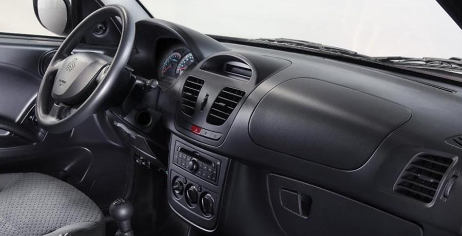 نمای داخلی کابین های خودرو ساینا